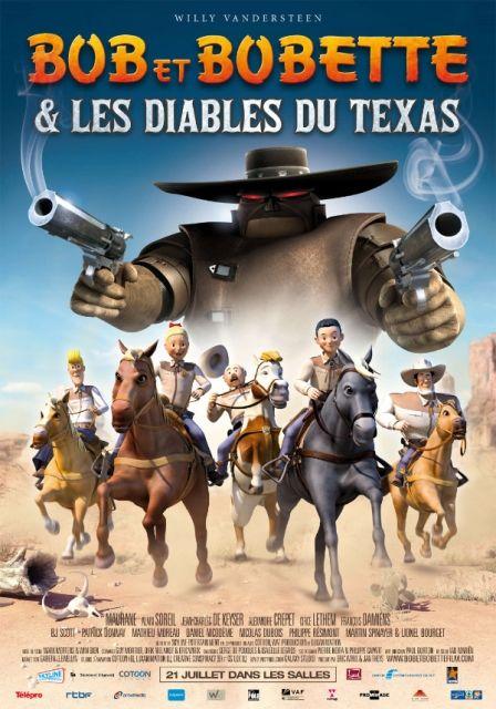 Bob Et Bobette Et Les Diables Du Texas FRENCH BDRip [MULTI]
